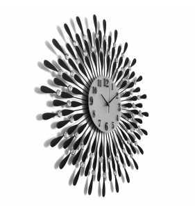 Nowoczesny zegar ścienny Nextgeneration DIAMOND 1245